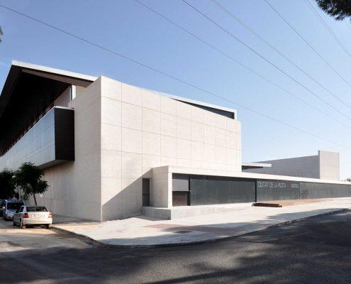 Ciutat de la Pilota - Moncada (Valencia)